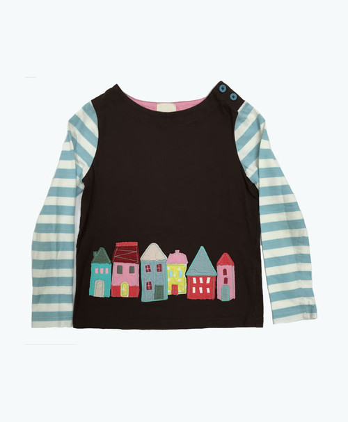 Town Applique Tee