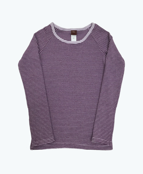 SOLD - Purple Stripes Tee