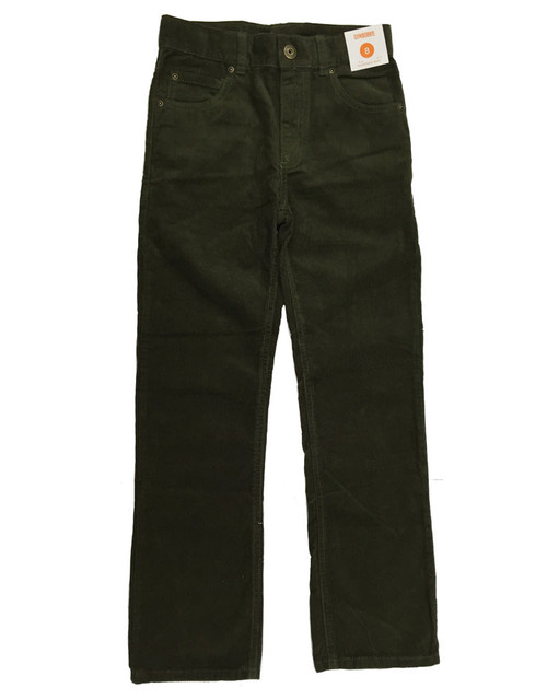 NWT Olive Green Corduroy Pants
