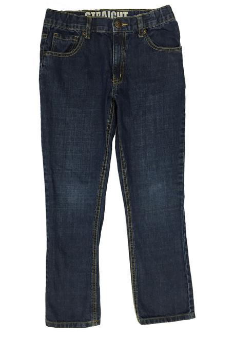 Straight Husky Denim Jeans