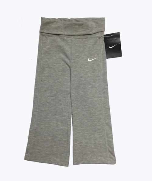 Baby Girl Gray Yoga Pants