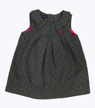 SOLD - Gray Sleeveless Dress
