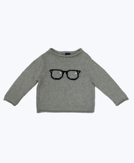 SOLD - Gray Pullover Sweater