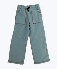 Blue Fleece Pants