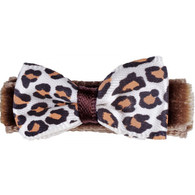 Blair Animal Print Baby Bow