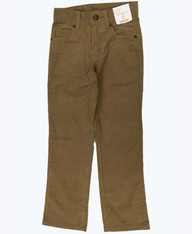 NWT Straight Fit Slim Corduroy Pants