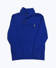 Shawl Collar Pullover Sweater