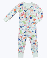 SOLD - Organic Cotton Romper