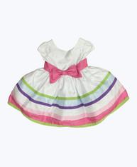 Ribbon Stripe Dress