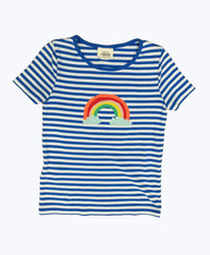 Rainbow Applique Tee