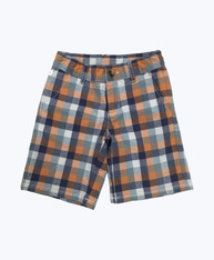 SOLD - Plaid Shorts