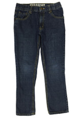 Straight Husky Denim Jeans
