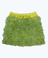 SOLD -  Tulle Ruffle Skirt
