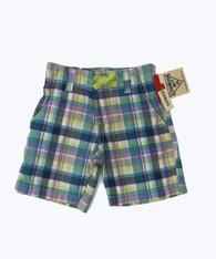 P/G Plaid Shorts