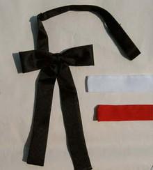 Colonel tie neckband
