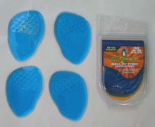 Metatarsal pads gel ball of foot cushions