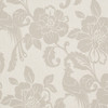 Spring Garden Wallpaper, Moon Gray / Ash Gray