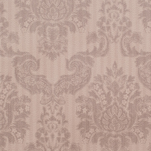 Louis Wallpaper, Clay Brown / Gray