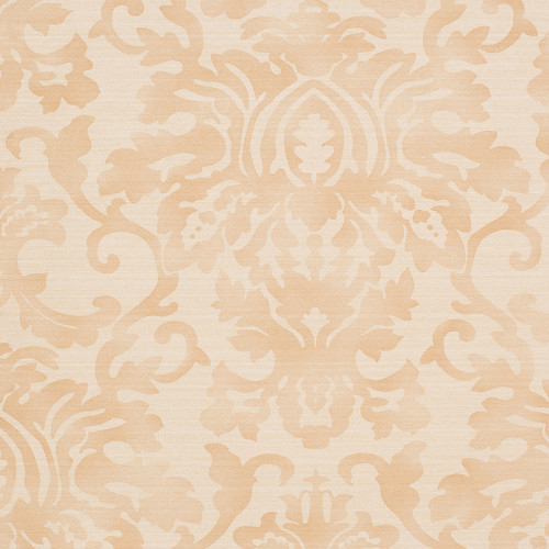 Bliss Wallpaper, Cream / Tan