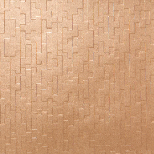 Rhythm Wallpaper, Bronze