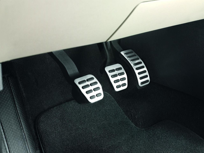 Vw Beetle Sport Pedal Covers (A030)