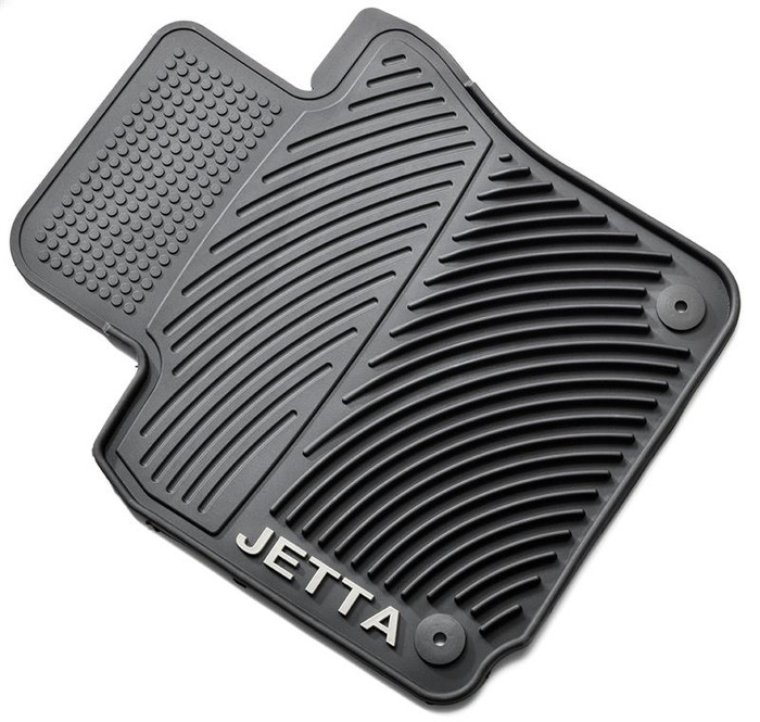 Vw Jetta Rubber Monster Floor Mats (F004)