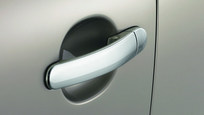 Vw Tiguan Chrome Door Handles (K013)