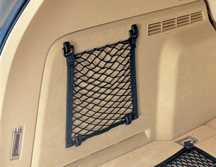 Vw Touareg Side Cargo Net