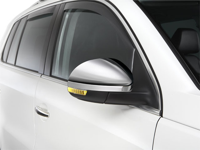 Vw Tiguan Chrome Mirror Covers (K015)