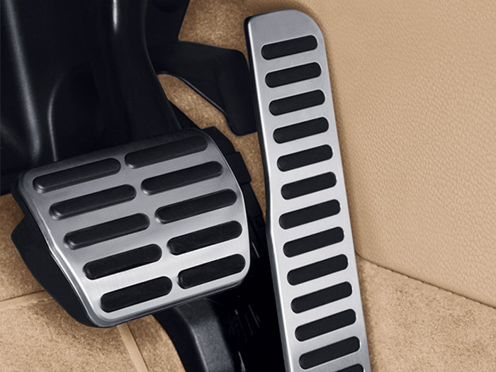 Vw Tiguan Sport Pedal Covers (K021)