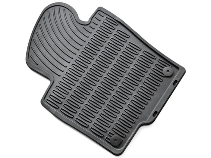 Vw CC Rubber Floor Mats (B002)