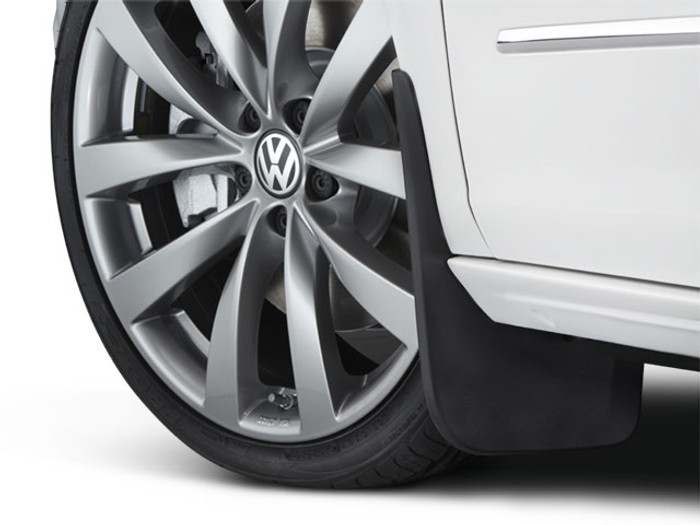 Vw CC Mud Guards (B004)