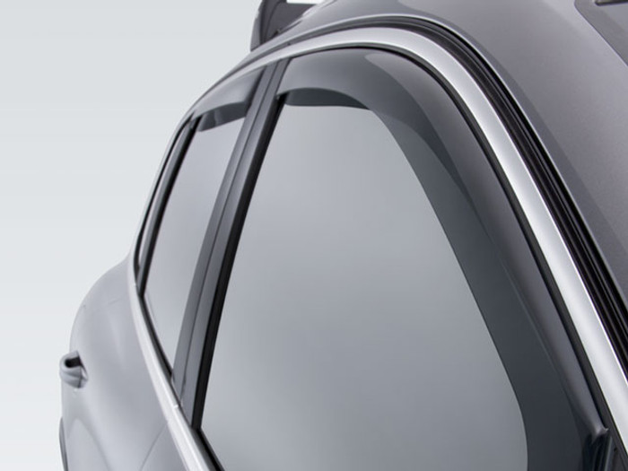 Vw Touareg Rain Guards (L012)