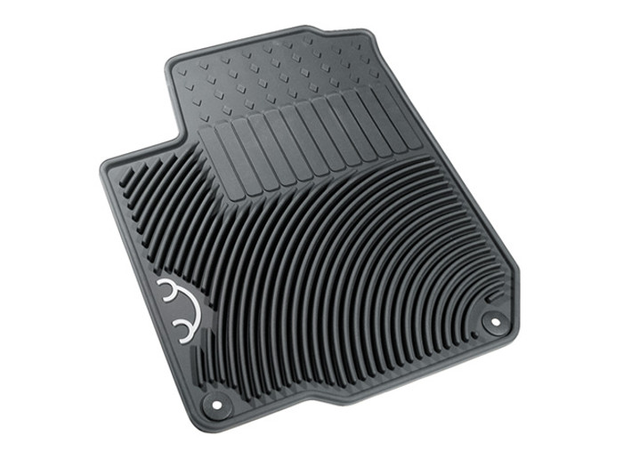 Vw Beetle Rubber Monster Floor Mats (A004)