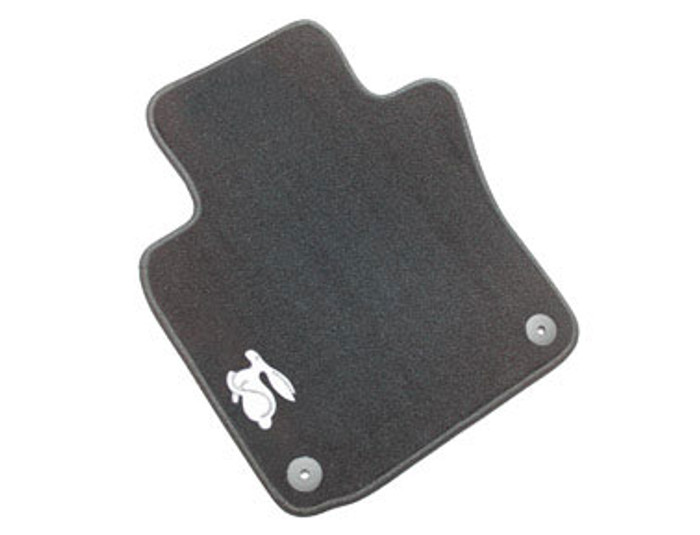 Vw Rabbit Floor Mats (I003)