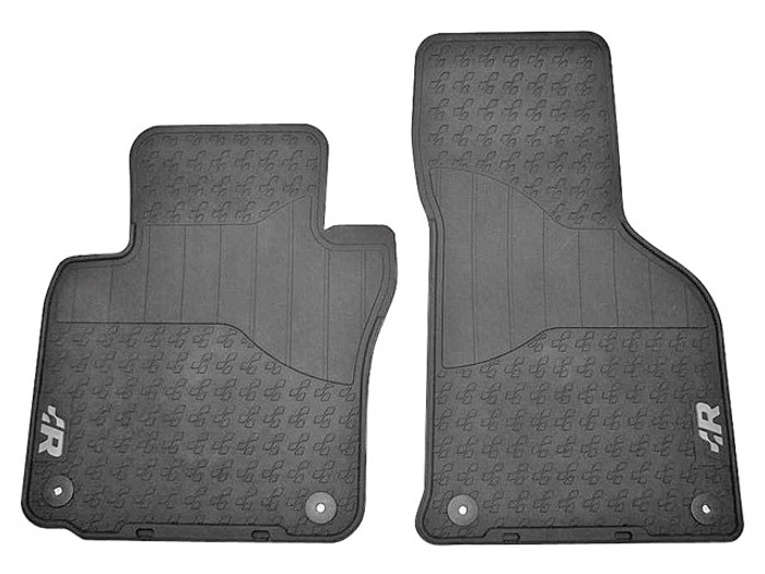 Vw GLI R-Line Rubber Monster Floor Mats (M018)