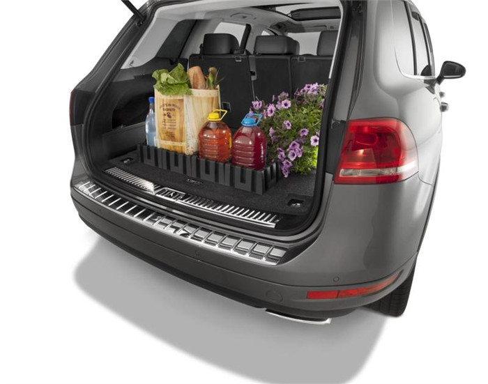 Vw Touareg Cargo Mat with Organizing Blocks (L018)