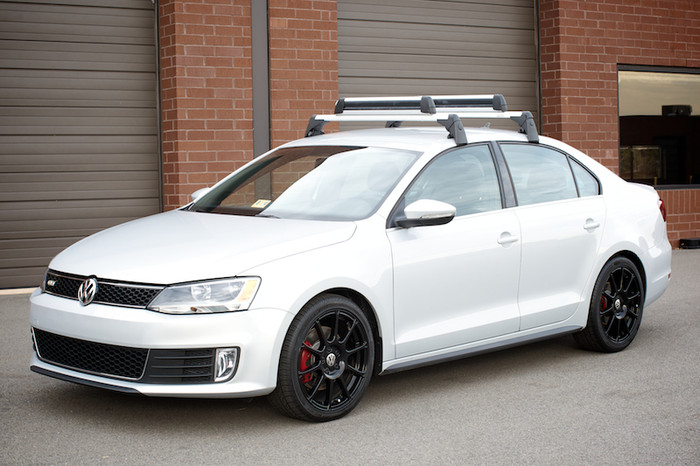 Vw GLI Roof Rack Bars (M011)