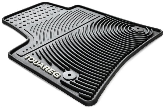Vw Touareg Rubber Monster Floor Mats (L015)
