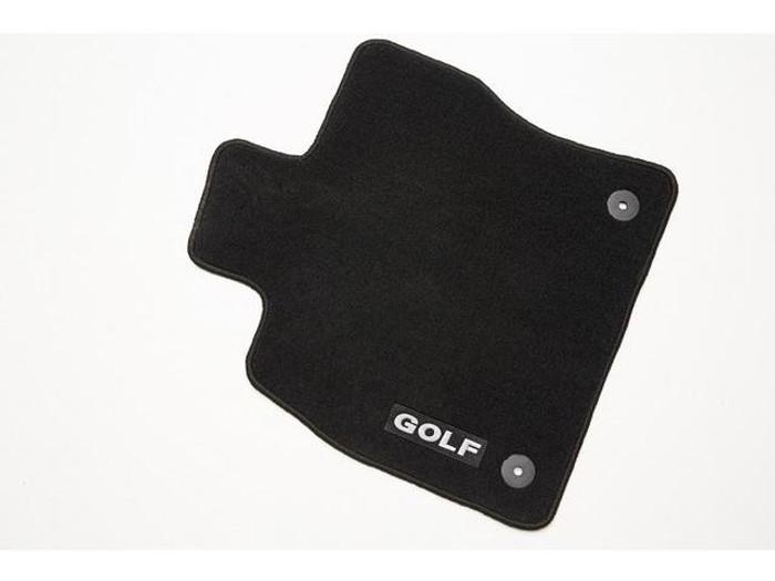 Vw Golf MojoMats Floor Mats (D025)