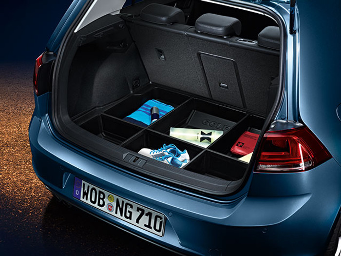 Vw Golf Cargo Organizer (D030)