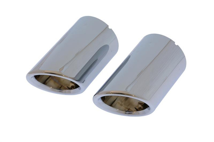 Vw Jetta Stainless Steel Exhaust Tips