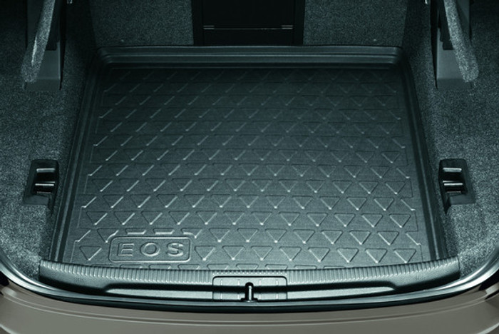 Vw Eos Rubber Cargo Tray (C005)