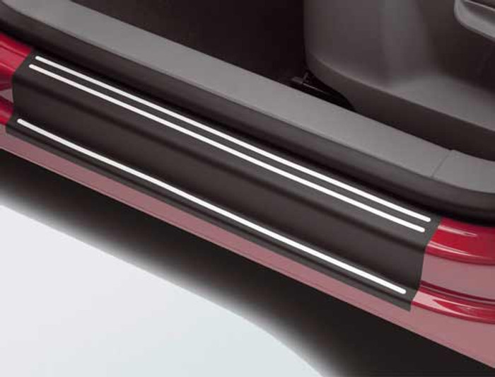 Vw Tiguan Door Sill Film (K012)