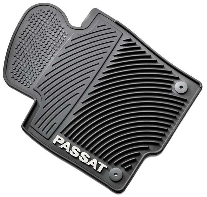 Vw Passat Rubber Monster Floor Mats (H015)