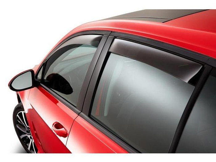 Vw Golf Rain Guards (D024)