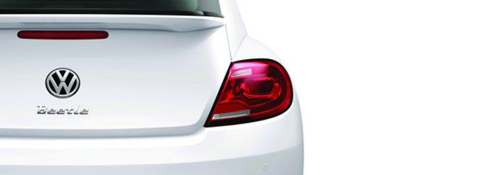 Vw Beetle Decklid Nickname Inscriptions (A024)