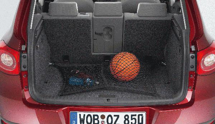 Vw Rabbit Cargo Net