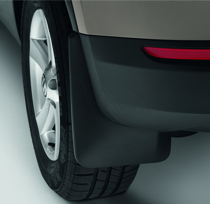 Vw Tiguan Mud Guards (K006)