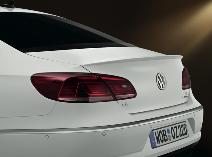 Vw CC Lip Spoiler (B005)